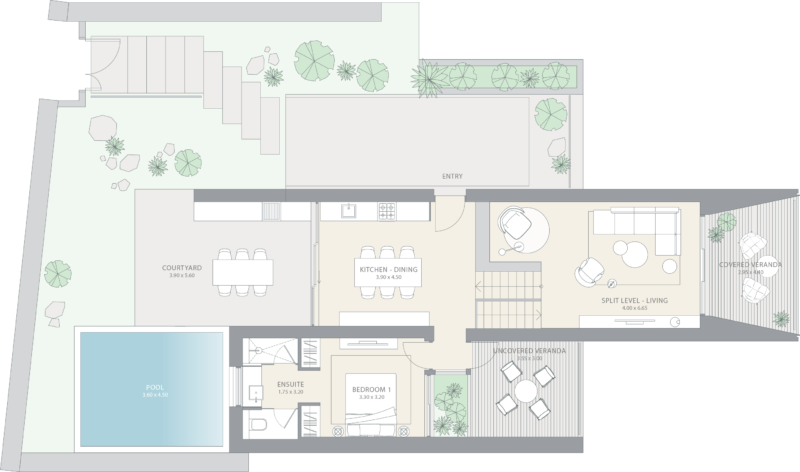 first floor plan bg