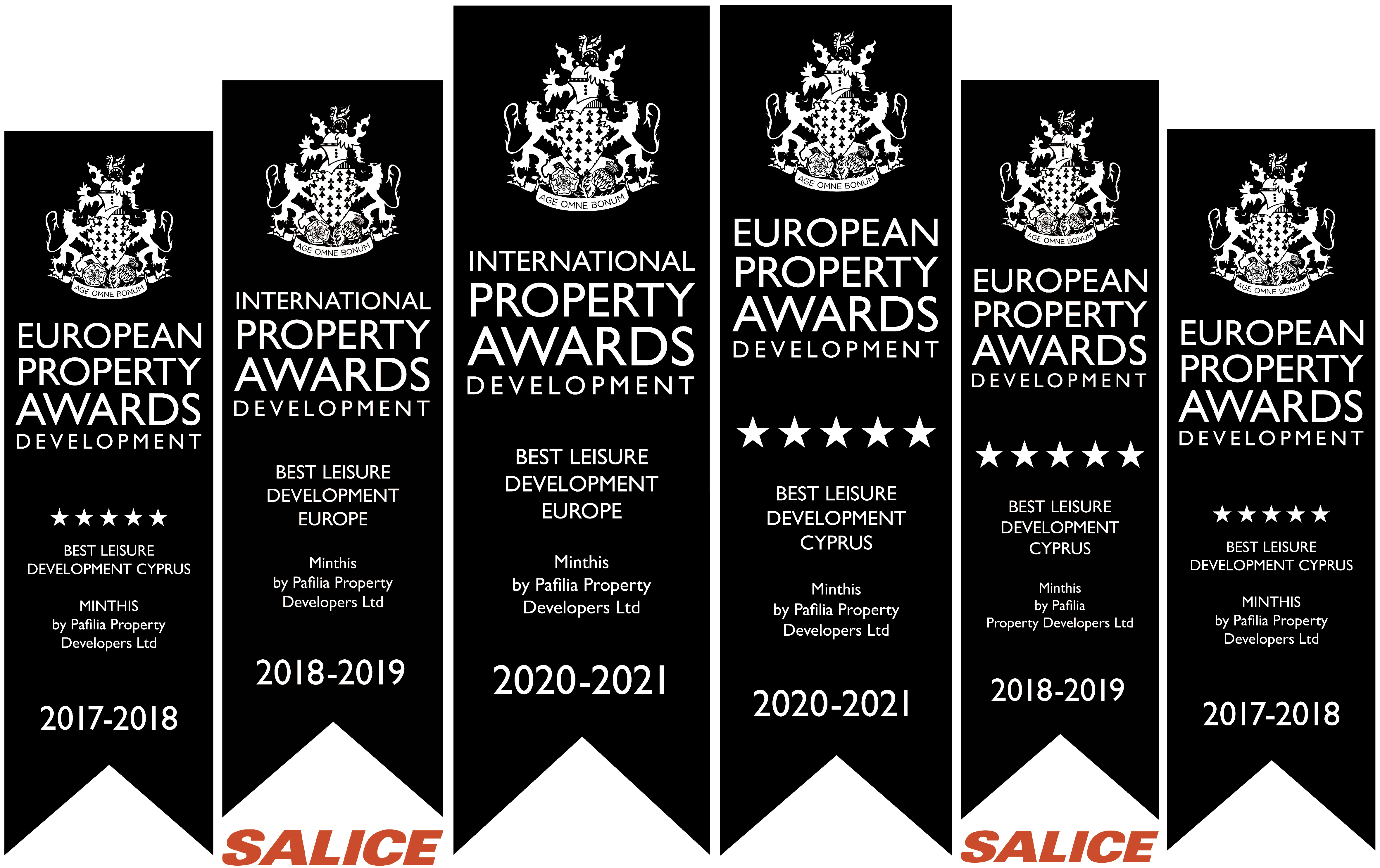 Officially the Best Leisure Development in Europe!